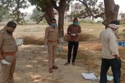 Dead body of girl found naked in Lucknow, was murdered after rape
