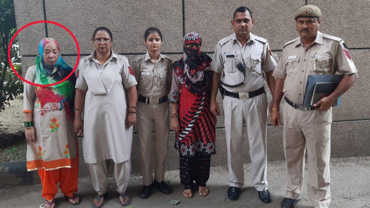 नौकरी दिलाने का झांसा देकर महिला को कोठे पर बेचा, पुलिस ने ऐसे किया रेस्क्यू