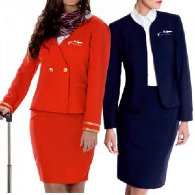 Air hostess was drunk, passengers complained