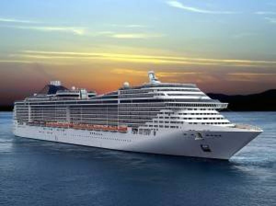 12 people gang-raped minor on a cruise ship, case registered!