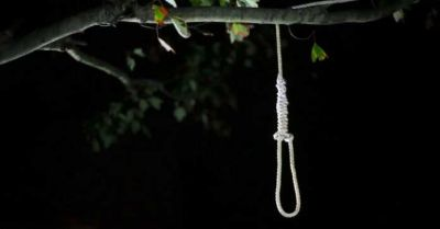4-month-old pregnant woman hanged herself, husband arrested
