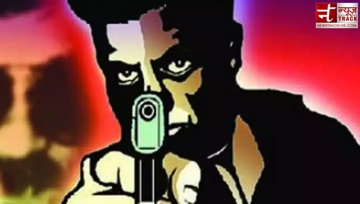 Faridabad: Miscreants open fire on 2 friends, one injured