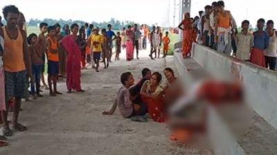 बिहार: अदालत में गवाही देने जा रहे युवक को रेलवे स्टेशन पर गोलियों से भूना, मौत