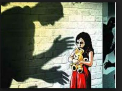 4-year-old Innocent became a victim of lust by a 34-year-old man!