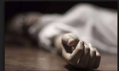 शराब के नशे में था पति तो पत्नी ने गला दबाकर दे दी मौत और बुला लिया प्रेमी को...