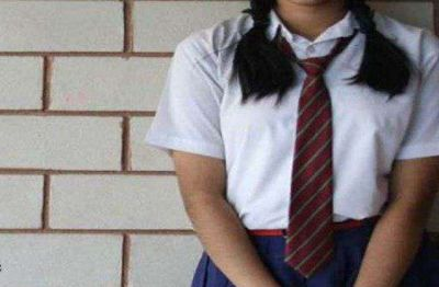 Frustrated by molestation, schoolgirl left school, Miscreants pasted controversial poster at girl's house