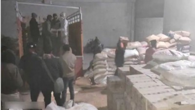 Illegal liquor worth Rs 2 crore seized by police from chicken poultry in Patna