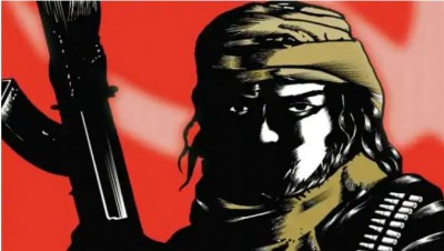Naxalite arrested with US-made rifle in Jharkhand