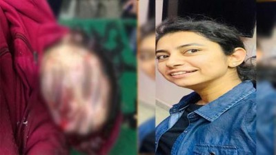 Woman sub-inspector shot dead during Delhi elections, culprit absconded