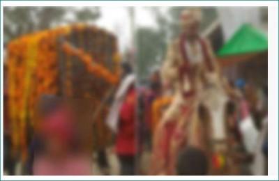 Meerut: 10 people including the groom shot dead