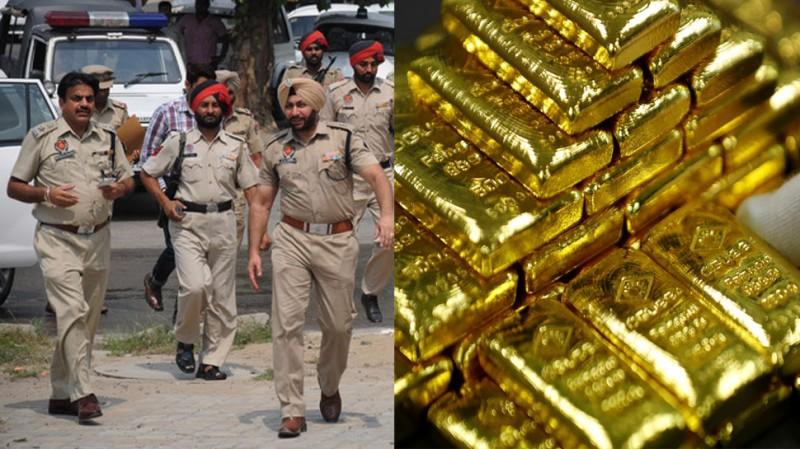 लुधियाना: 20 मिनिट में लूट डाला 12 करोड़ का सोना, उड़े पुलिस के भी होश