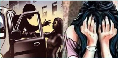 Woman gets raped in moving car in Gwalior