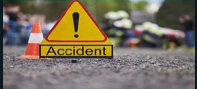 Tragic road accident in Indore, 6 people died