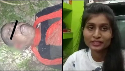 Richa's father shot dead, who defies court order to distribute Quran