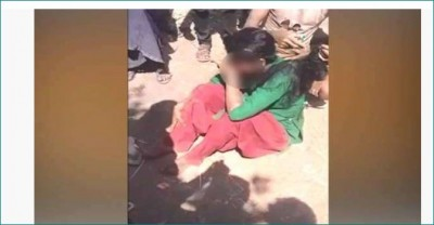 'Girl talking to boy on call', family cut her hair in front of villagers