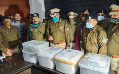 MP: Large consignment of drugs recovered, 5 smugglers arrested