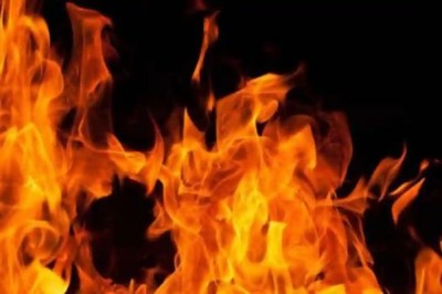 Husband set house on fire when wife refused to come with him