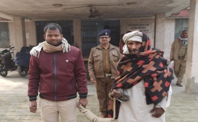 Neighbour arrested for allegedly raping dumb minor girl