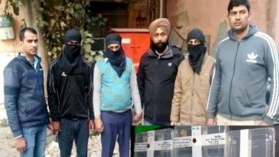 दिल्ली पुलिस को मिली बड़ी सफलता, अवैध हथियारों के सौदागर पकड़ाए