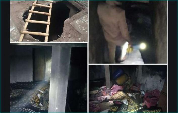 लखनऊ: अंगीठी से मकान की बेसमेंट में लगी आग, जिंदा जले दो मासूम