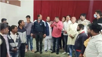150 people were converted in this church in Indore, 7 arrested