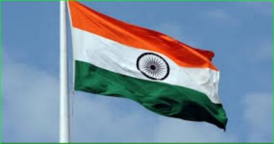 Sarpanch's brother set tricolor on fire during Republic Day function