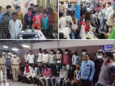 30 children rescued in Bhopal, brought from Bihar in name of studying in madrasas