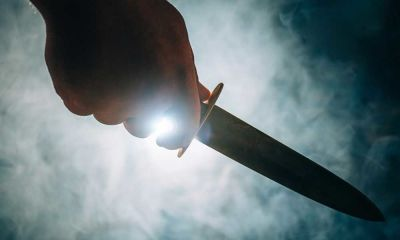 Attacked on Father and son with knives near home, son dies