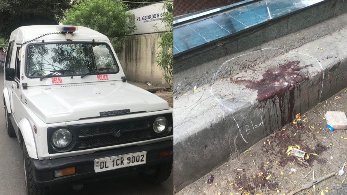 दिल्ली में लूट के इरादे से की युवक की हत्या, दो गिरफ्तार