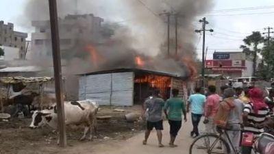 बिहार में अपराधी बेख़ौफ़, बीच सड़क पर युवक को मारी गोली, मौत