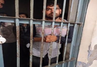 Uttar Pradesh: Shamshad arrested for killing wife and her daughter