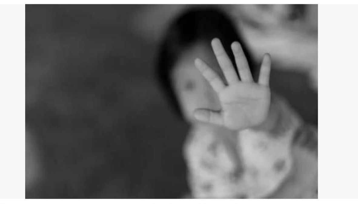 At Midnight, a two-and-a-half-year-old girl was taken away and...