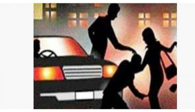 16-years-old girl gang-raped by 5 Men In Moving Car