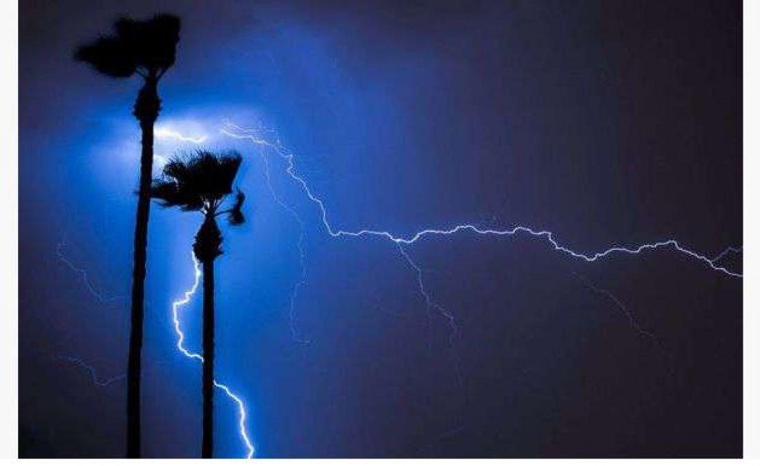 बढ़ती जा रही है आकाशीय बिजली की चपेट में आकर मरने वालों की संख्या