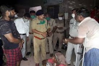 Triple Murder Case: Due to old enmity, 20 people surrounded and opened fire at Village head's family