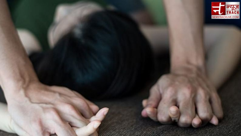 Man raped a minor girl in Lucknow