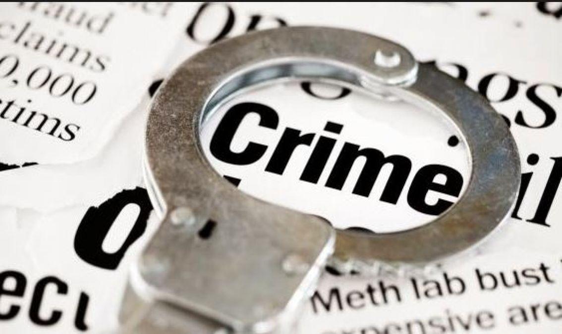 40-year-old man raped a minor in garden