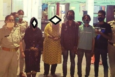 Lucknow: Two women arrested for trafficking minor girls