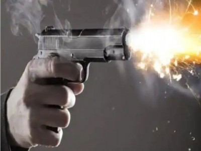 Man shoots himself and dies after quarrel with wife