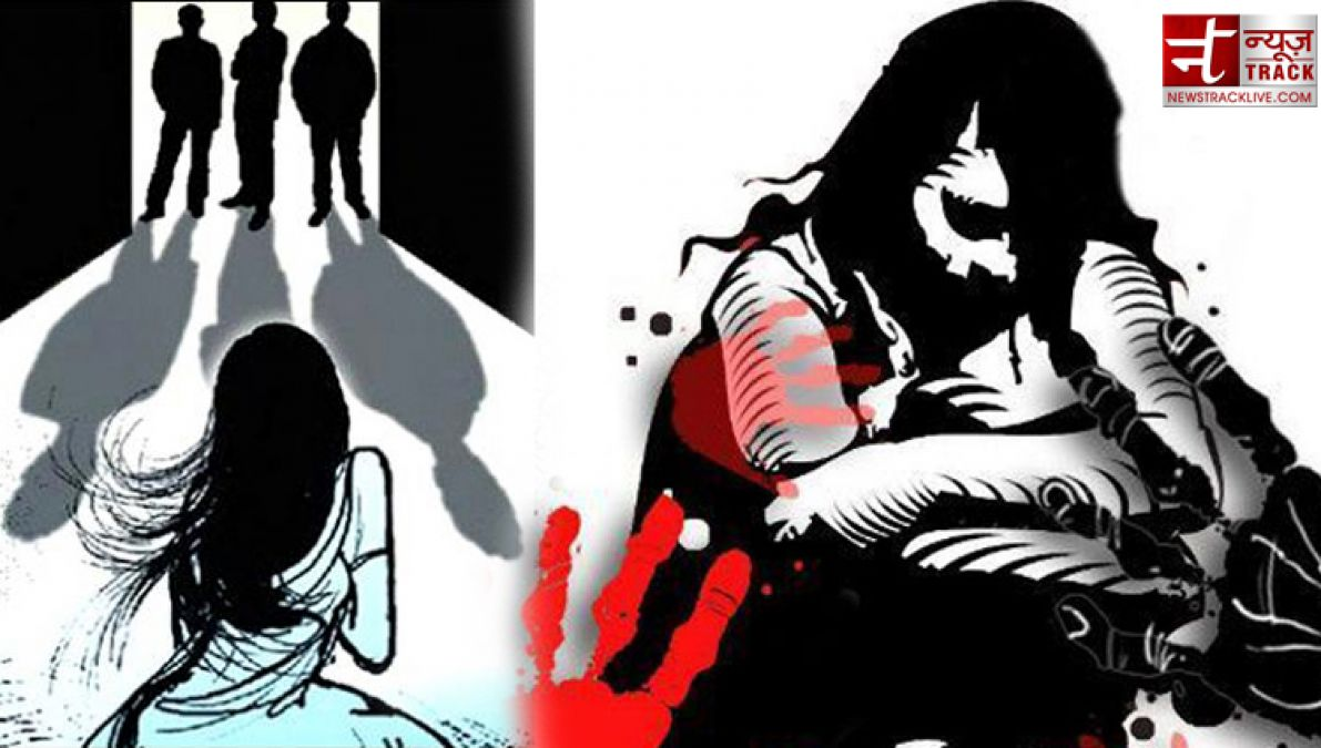 Again woman brutely raped, the police investigating starts