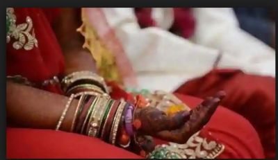शादी के पहले दूल्हे की तस्वीरें देखते ही रोने लगी दुल्हन, लोगों को समझ आता उसके पहले...