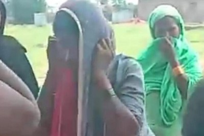 Jharkhand: A woman was brutally beaten up by villagers, know why