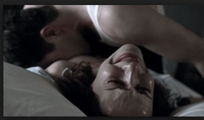 The young woman took on the flat by a young man and forcibly formed the relationship at night, then the next morning...