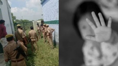 2-year-old girl dies after rape, accused shot dead by UP police