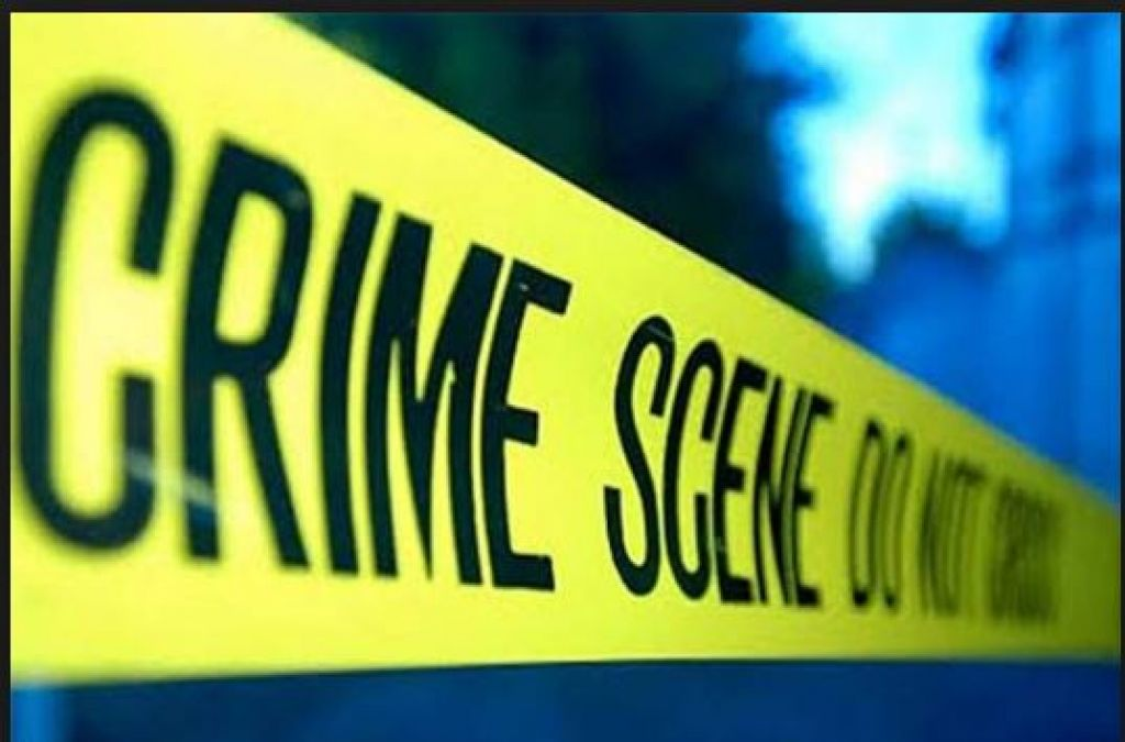 Unidentified young man shot dead doctor's son