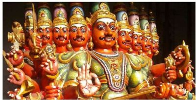 You can learn these things from Ravan, you will have no crisis