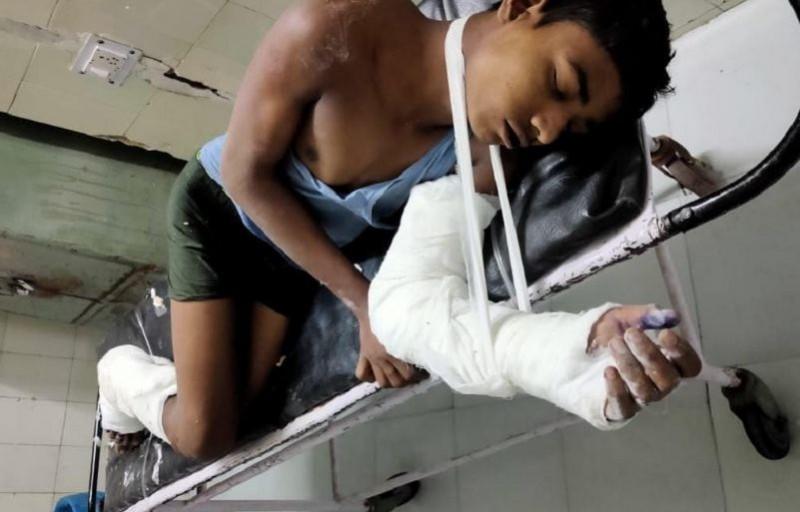 दिल्ली में संपत्ति के लिए हत्या, रिश्तेदार ने ही युवक को कैंची घोंपकर मार डाला