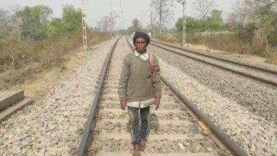 Duped elderly in name of job, walked 1200 km to reach home