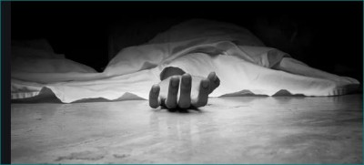 Middle-aged man strangled to death