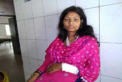 पति ने पत्नी पर किया हमला, फिर हो गई अचानक पति की मौत